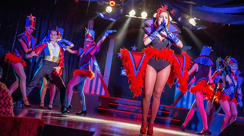 Casino madeira show