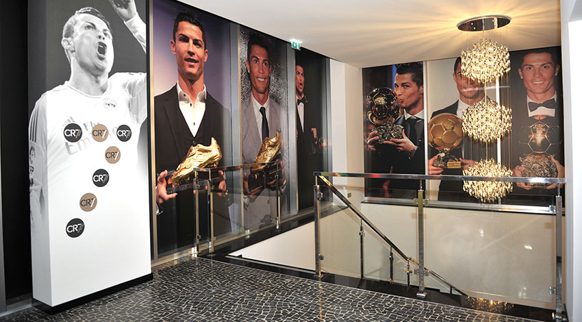 The New CR7 Museum