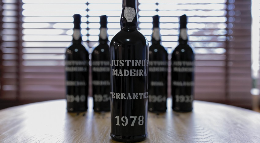 Awards with a taste of Madeira