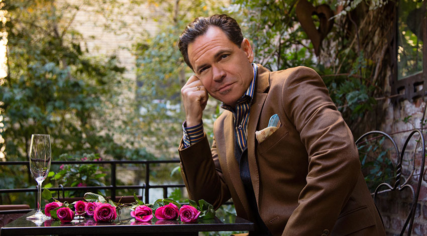 Kurt Elling by Anna Webber